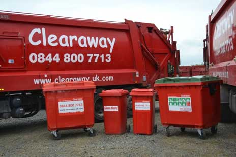 General Waste Worcestershire, West Midlands & Birmingham
